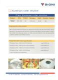5052 3005 Aluminum Roller Shutter