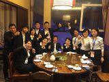 our team in Shanghai
