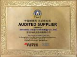 Audited Reliable Supplier Member of Made-In-China
