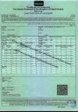 Intertek Certificate-1