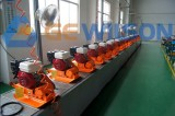 Production Line for Plate Compactor