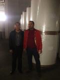 Algeria customer visit company