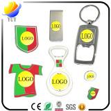 Charming metal keychain/bottle opener/badge/money clips