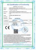 CE certification for LED emergency light