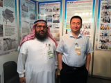 Dubai WATEX exhibition-2016