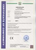 CE certificate of Ceiling Light
