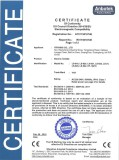 CE Certification for Griddle Europe Standard