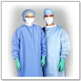 Eco-Friendly 100% Polypropylene PP Spunbond Nonwoven Fabric for Surgical Gown