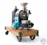 1kg Gas Coffee Roaster