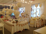 wedding decoration showroom