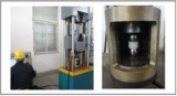 Strict quality control for slewing bearing / swing bearing with Pressure test