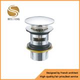 Brass sink drainer