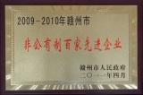 Advanced enterprise--Jiangxi Gandong Mining Equipment Machinery Manufacturer