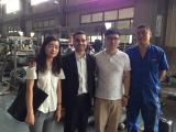 India Veeral Safety Glass Manufacturer Visit
