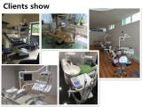 Clients show