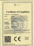 CE certificate for LED Light