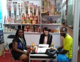 Customers at the Canton Fair