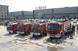 Dongfeng And Howo Fire Truck for Heilongjiang Police
