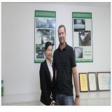 Client From USA Visit Our Office