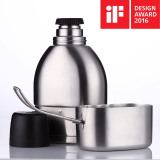 Solidware Military Canteen SVT-750 was IF design awarded