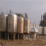 Vertical/Horizontal Chemical Storage Tank, Stainless Steel Cans