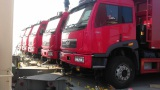 Export FAW Trucks to Africa