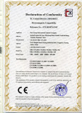 CE Certificate (EMC test ) for high bay light
