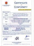 CEof Compression Testing Machine