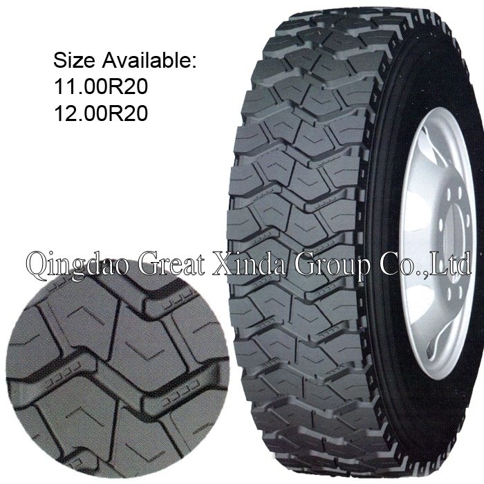 Truck Tire pattern YS929 Suitble to mine and mountain road