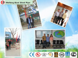 CUSTOMERS VISIT and COOPERATE