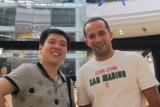 Brazilian Customer′s visiting