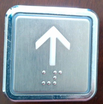 elevator push button (MDL-7)