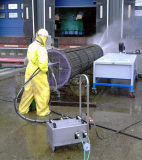 Big Power Water Jet Blasting High Pressure Industrial Cleaning Machine