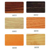 Wooden Color Chart 4