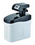 Under-sink cabinet water softener
