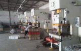 Oil seal frame stamping shop
