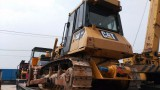 Loading CAT D6G2 Bulldozer with Winch