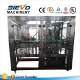 Glass bottle juice filling machine