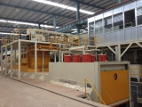 marble line customer sanxiang company