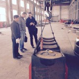 Czech Republic Customer Visit for Lifting Magnet