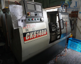 CNC machinery machine