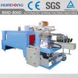 BMD-800D Automatic Sleeve Sealing & Shrink Packing Machine