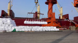 port loading for bulk shipment