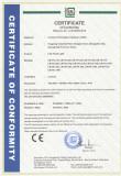 CE of High Voltage Soft LED Strip