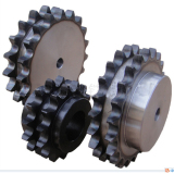 Double Agricultural Sprocket
