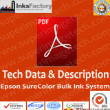 Tech.Data and Manual for Epson SureColor Printers