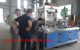 Hydraulic Ceramic tablet press was inspected satisfied by Russia