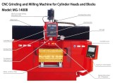 CNC Grinding and Milling Machine for Cylinder Head and Block MG-1400B