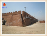 Professional Hoffman Kiln Design and Construction with Enough Experience for Firing Bricks