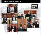 Wellcamp Boss and Africa ambassador